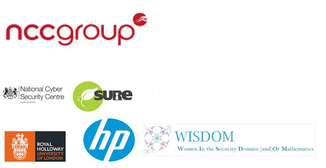 Logos of companies involved in CrossFyre event