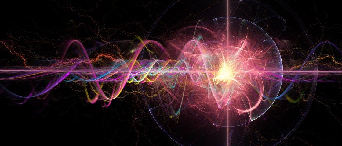 A quantum wave