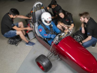 Five reasons to study automotive engineering