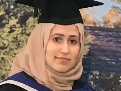 Nadia Al-Safi, BEng Mechanical Engineering