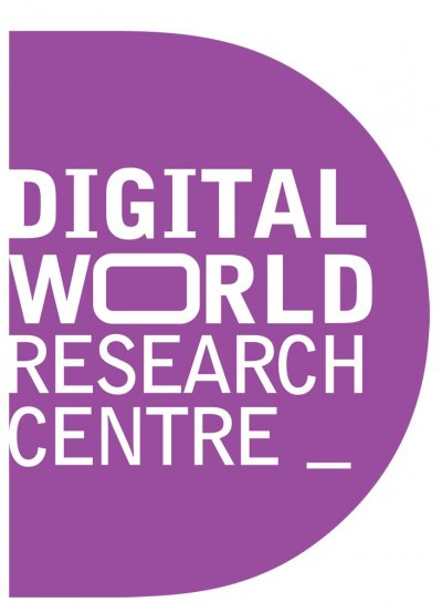 Digital World Research Centre logo