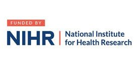 Funded by the National Institute for Health Research logo