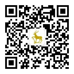 QR code to join us on WeChat