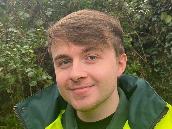 Harry Sharp, BSc (Hons) Paramedic Science