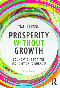 Prosperity without growth book cover