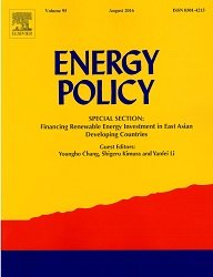 Energy policy book cover