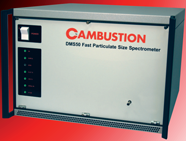 DMS50 Fast Particle Analyser