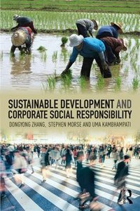 Sustainable Development and Corporate Social Responsibility book cover