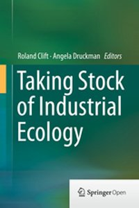 Taking stock of industrial ecology book cover
