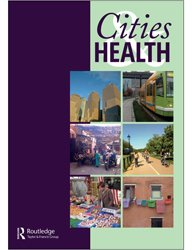 Cities and Health journal cover
