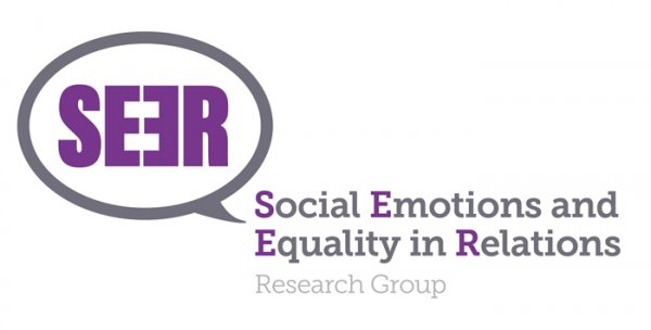 Social emotions and equality in relationships research logo