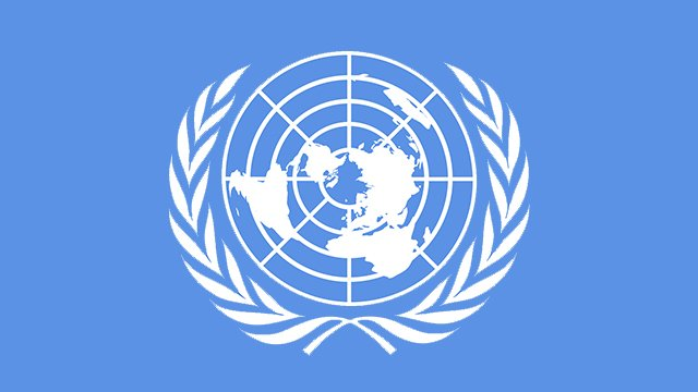 The United Nations human rights logo