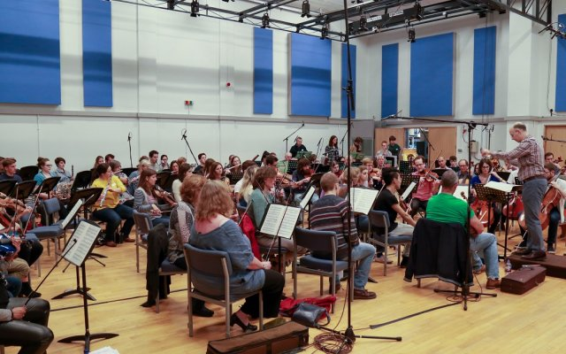 The University of Surrey Orchestra