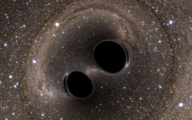 black holes and gravitational lensing
