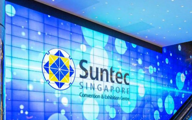 Suntec convention centre