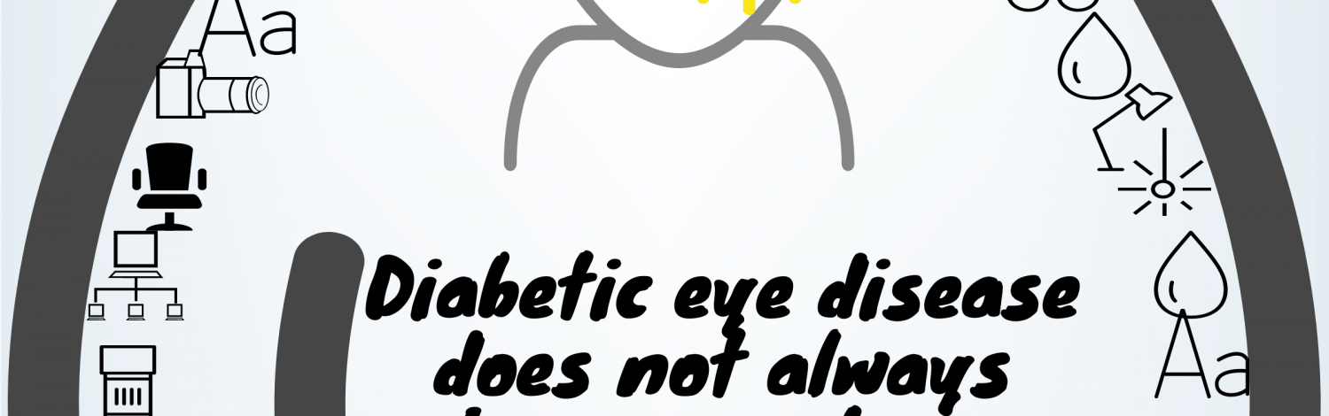 Diabetic Eye screening logo