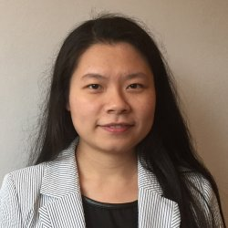 Dolly Chen, MSc Computer Vision, Robotics and Machine Learning