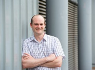 Dr Tim Brown, Lecturer in RF Antennas and Propagation