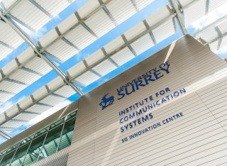The 5G Innovation Centre on the University of Surrey campus