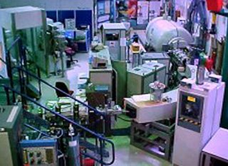 Ion Beam facility