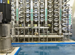 Water Processing Technology