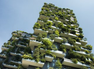 Image of a eco-friendly building