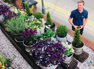 Guildford in Bloom 2018 Student Entry