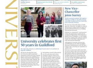 Your University newspaper Autumn 2016