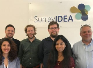 Surrey Business Model Canvas Summer School