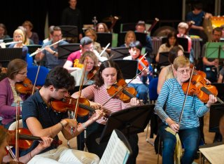 Surrey orchestra Day 2019