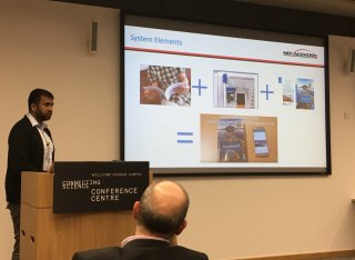 Vikram Turkani presenting at InnoLAE Conference 2020