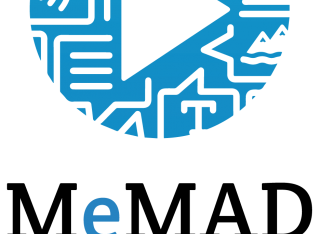 Logo of the MeMAD project