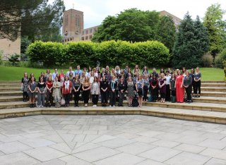 A group photo of delegates at the Neurodevelopmental Disorder Annual Seminar