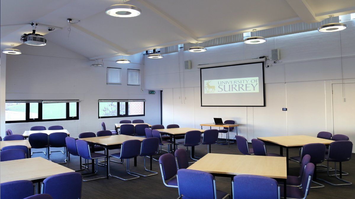 Event and conference facilities | University of Surrey