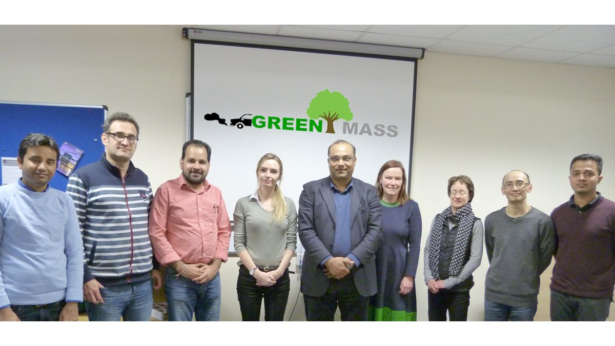 Greenmass group