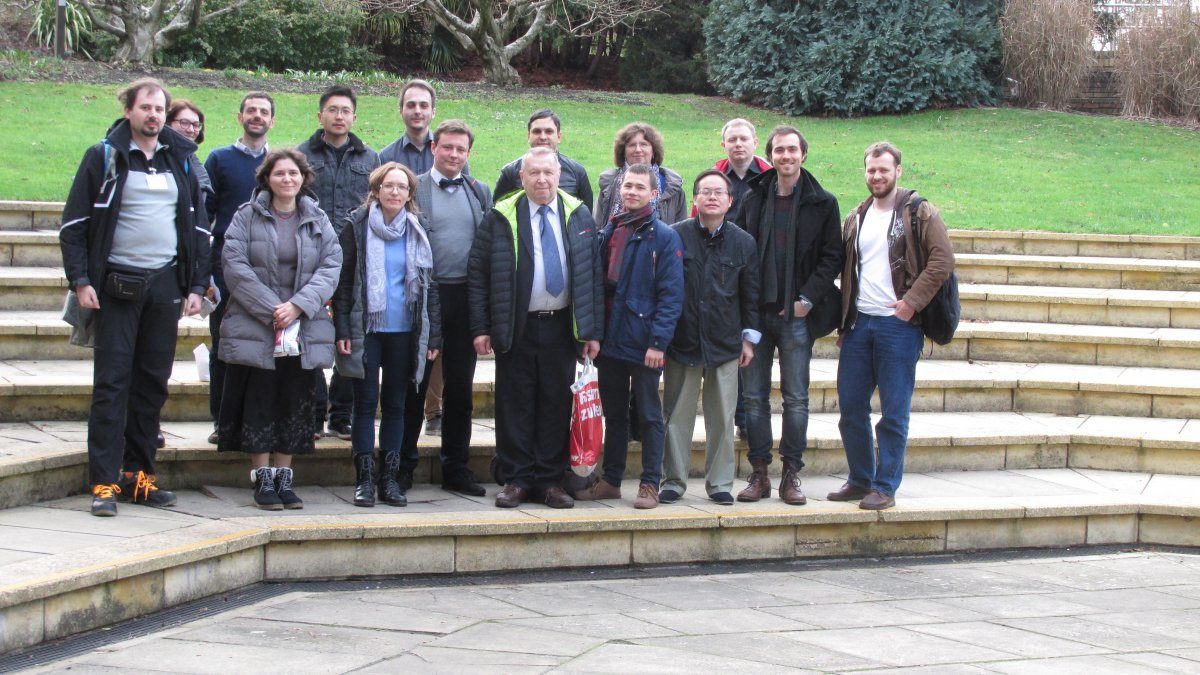 UK Russia Workshop participants photo