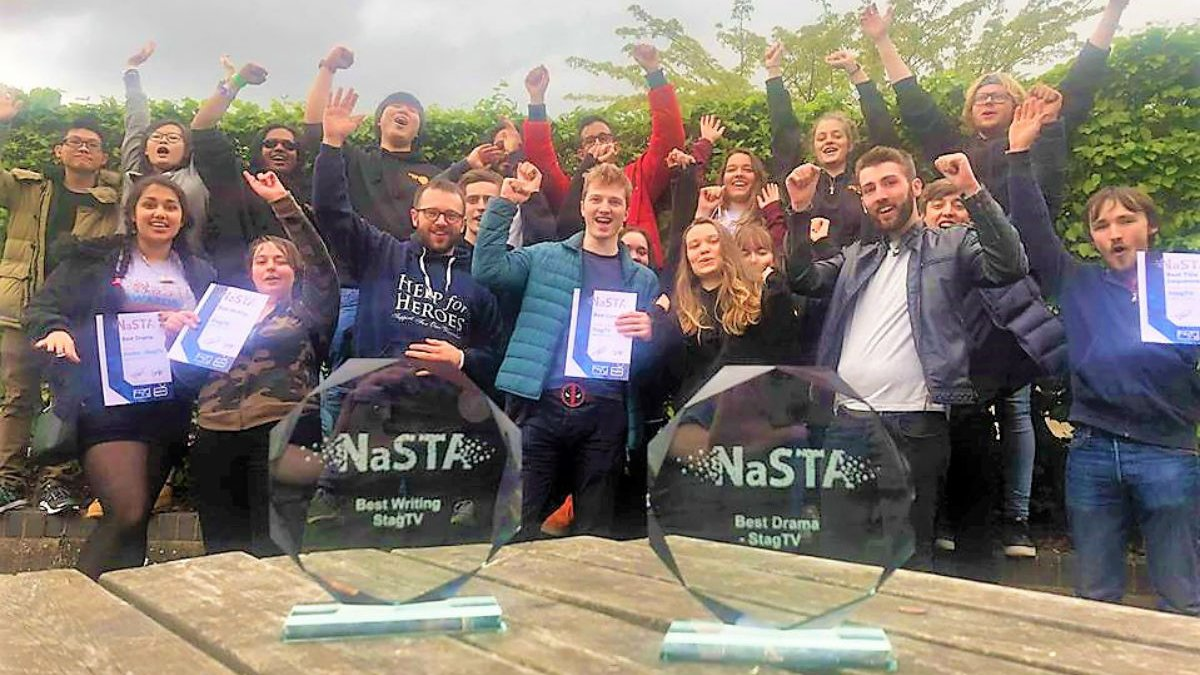 NaSTA awards for Best Writing and Best Drama