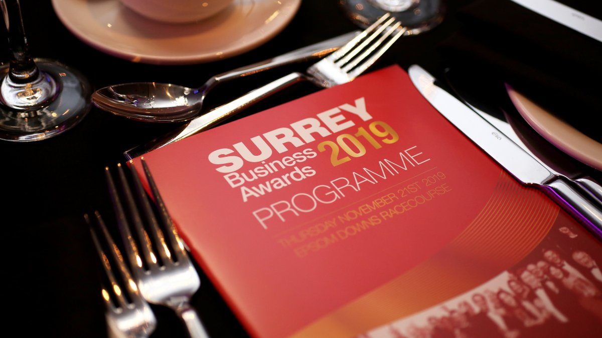 Surrey Business Awards