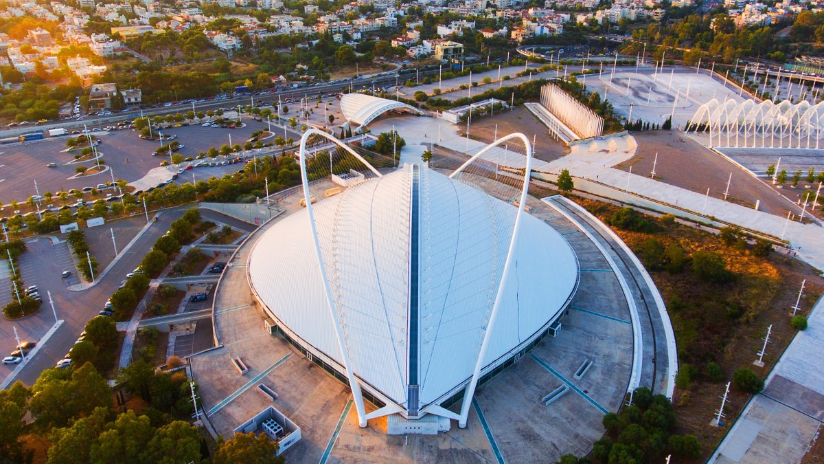 Athens Olympic complex