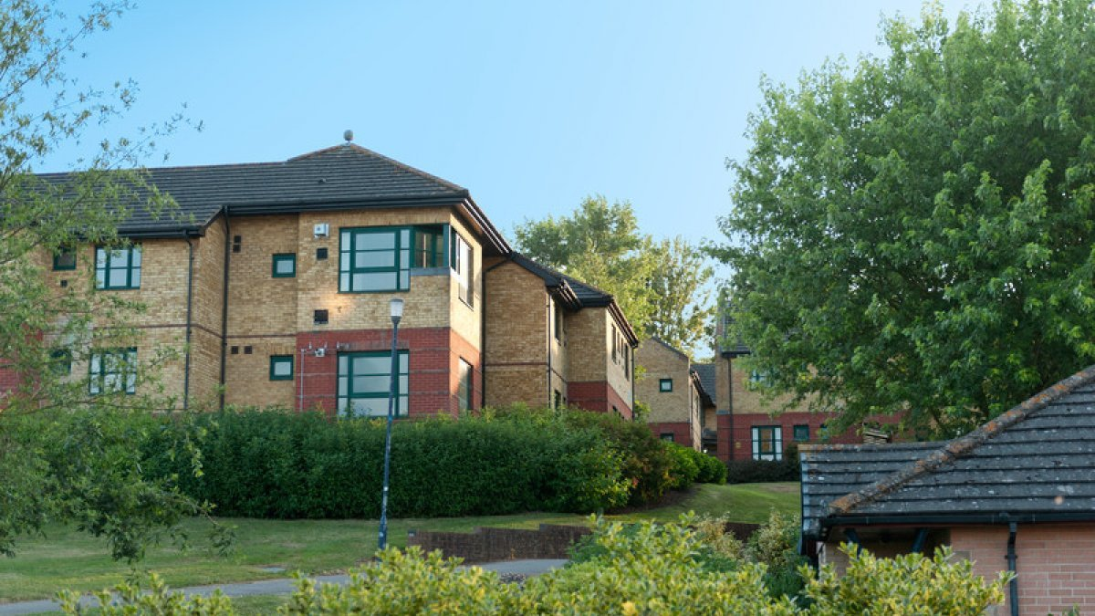 student accommodation at University of Surrey