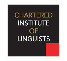 Chartered Institute of Linguists logo