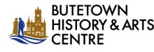 Butetown History and Arts Centre logo