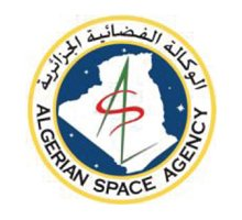 Algerian Space Agency logo