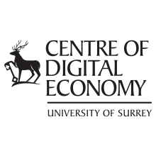 Centre of Digital Economy logo