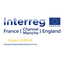 Interreg France (Channel Manche) England logo