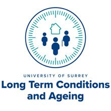 long term conditions and ageing logo